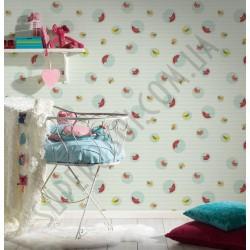 На фото Интерьер обоев Esprit Kids 4 302983 AS Creation