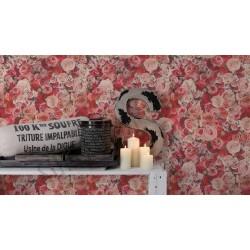 На фото Интерьер обоев Urban Flowers  327223 AS Creation