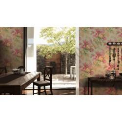 На фото Интерьер обоев Paradise Flower 341482 AS Creation