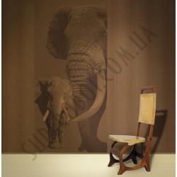 На фото Интерьер обоев Murogro Decoskin 14880 Sirpi