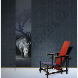 На фото Интерьер обоев Murogro Decoskin 14890 Sirpi