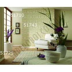 На фото Интерьер обоев At home 51710,51743,51725 Marburg