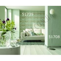 На фото Интерьер обоев At home 51739,51708 Marburg