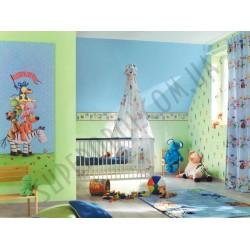 На фото Интерьер обоев Villa Coppenrath 413502,413700,413915,414004 Rasch