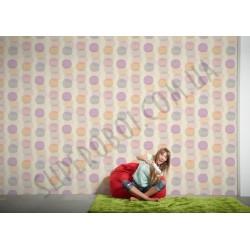На фото Интерьер обоев Pop Colors 355904 AS Creation