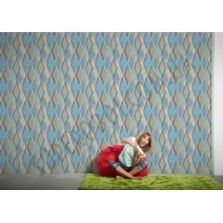 На фото Интерьер обоев Pop Colors 355912 AS Creation