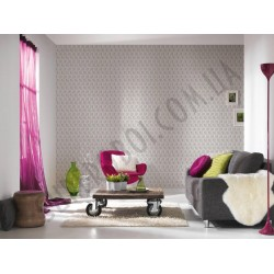 На фото Интерьер обоев Pop Colors 355984 AS Creation