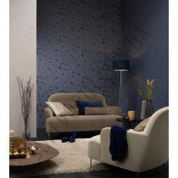 На фото Интерьер обоев Ouverture 42075-30,42076-30 P+S