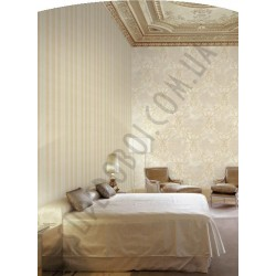 На фото Интерьер обоев Toscana 41715,41704 Decori & Decori