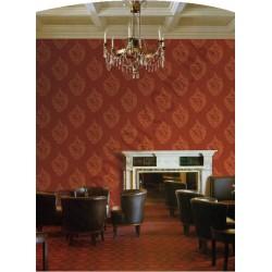 На фото Интерьер обоев Palazzo  Grandeco