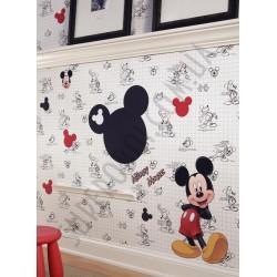 На фото Интерьер обоев Disney dk6083 York