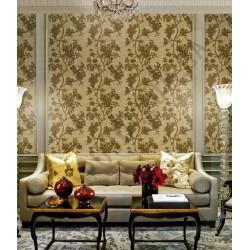 На фото Интерьер обоев Roberto Cavalli 12001 Decori & Decori