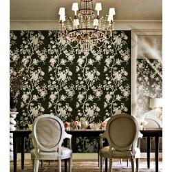 На фото Интерьер обоев Roberto Cavalli 12002 Decori & Decori