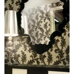 На фото Интерьер обоев Roberto Cavalli 12032 Decori & Decori
