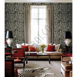 На фото Интерьер обоев Roberto Cavalli 12046 Decori & Decori