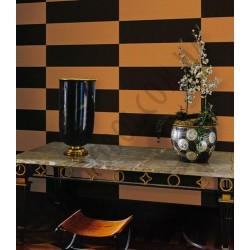 На фото Интерьер обоев Roberto Cavalli 12052 Decori & Decori