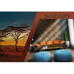 На фото Интерьер обоев Safari 4207 Parato Group