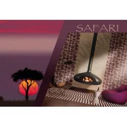 На фото Интерьер обоев Safari 4214,4281 Parato Group