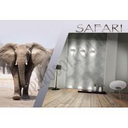 На фото Интерьер обоев Safari 4202 Parato Group