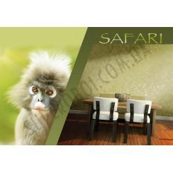 На фото Интерьер обоев Safari 4525 Parato Group
