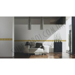На фото Интерьер обоев Versace 3 343052 AS Creation
