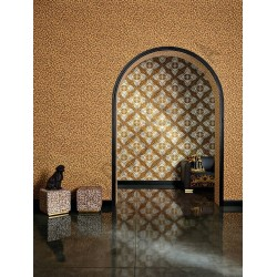 На фото Интерьер обоев Versace 3 349043 AS Creation