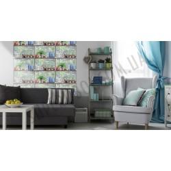 На фото Интерьер обоев Home L34604 Ugepa