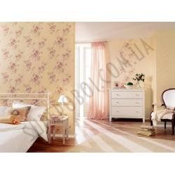 На фото Интерьер обоев Romanze 6766-58 AS Creation