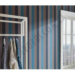 На фото Интерьер обоев Fashion for walls 13365-20 P+S