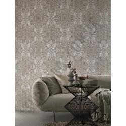 На фото Интерьер обоев Fashion for walls 02465-20 P+S