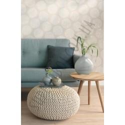 На фото Интерьер обоев Indigo 226620 Rasch Textile