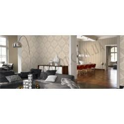 На фото Интерьер обоев Solitaire 073118 Rasch Textile