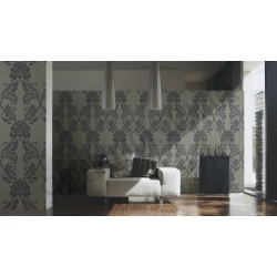 На фото Интерьер обоев Luxury Wallpaper 305444 AS Creation