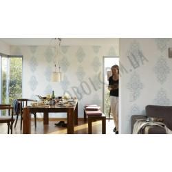 На фото Интерьер обоев Luxury Wallpaper 319451 AS Creation