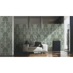 На фото Интерьер обоев Luxury Wallpaper 305443 AS Creation