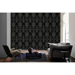 На фото Интерьер обоев Luxury Wallpaper 305445 AS Creation