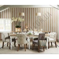 На фото Интерьер обоев Riviera Maison  18310 BN International
