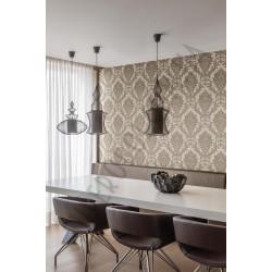 На фото Интерьер обоев Villa Borghese 3101 VB Grandeco
