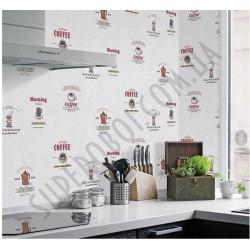 На фото Интерьер обоев Kitchen Recipes G12240 Galerie