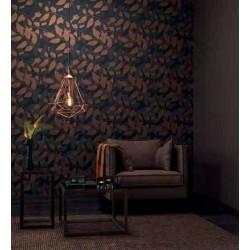 На фото Интерьер обоев Indigo 226361 Rasch Textile