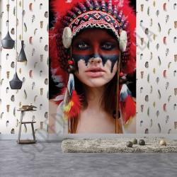 На фото Интерьер обоев Global Fusion  G56401 Galerie