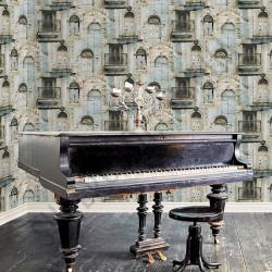 На фото Интерьер обоев Global Fusion  G56436 Galerie