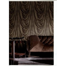 На фото Интерьер обоев ROBERTO CAVALLI №5 16111 Decori & Decori
