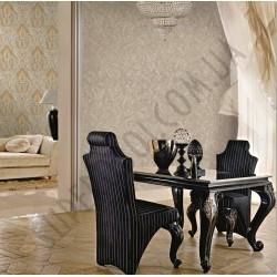 На фото Интерьер обоев Valentin Yudashkin II  82001 Decori & Decori