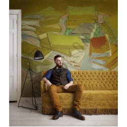 На фото Интерьер обоев Van Gogh 30540 BN International