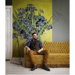 На фото Интерьер обоев Van Gogh 30545 BN International
