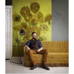 На фото Интерьер обоев Van Gogh 30542 BN International