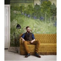 На фото Интерьер обоев Van Gogh 30547 BN International