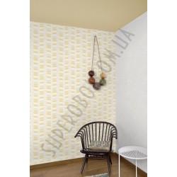 На фото Интерьер обоев Inspiration Wall IW2201,IW1002 Grandeco