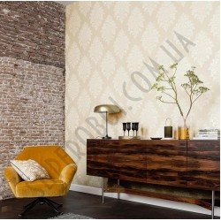 На фото Интерьер обоев Da Capo 085852 Rasch Textile